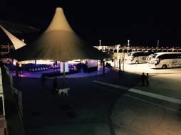 Inauguración en Zona Volvo