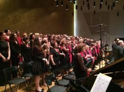 Sonorización orquesta sinfónica para concierto de Bandas Sonoras